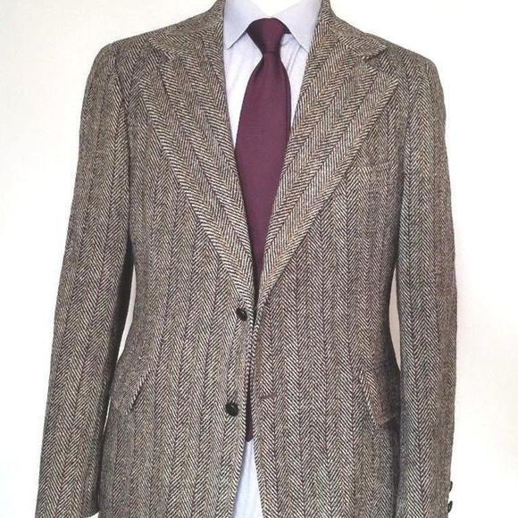 4c9aa5030 Harris Tweed Suits & Blazers | Sport Coat 42 | Poshmark